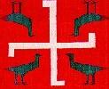 Svastika-tissage navajo (USA)